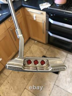 2016 Scotty Cameron Select Newport 2 Golf Putter, 34, Headcover, very good
