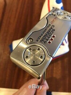 2018 Scotty Cameron Select Squareback Putter, 35 -Pre-Owned NICE