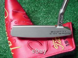 2020 New Titleist Scotty Cameron Special Select 1St/500 Newport 2.5 Putter 34