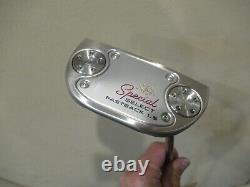 9.9 Condition Titleist Scotty Cameron Special Select Putter Fastback 1.5 34 Hc