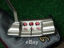 Brand New 2018 2019 Titleist Scotty Cameron Select Squareback 1.5 Putter 35 inch