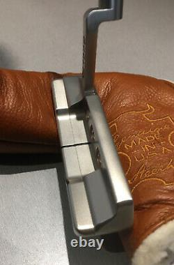 Brand New Grip In Plastic Scotty Cameron 2008 Ltd Release Newport 2 Buttonback