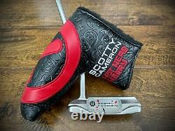 CUSTOM PUTTER Scotty Cameron Masterful Tourtype SSS CIRCLE T/HOT HEAD HARRY