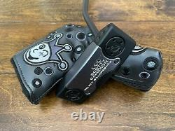 CUSTOM PUTTER Scotty Cameron Select Squareback JACKPOT JOHNNY / MURDERED OUT