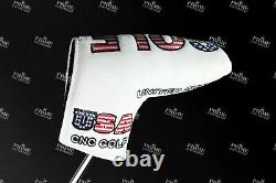 CUSTOM Scotty Cameron 2020 Special Select Titleist SQUAREBACK 2 Putter USA FLAG