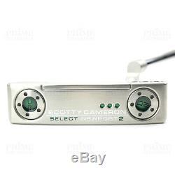 CUSTOM Titleist Scotty Cameron 2018 Select Newport 2 Green Edition Golf Putter