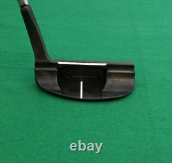 Custom Black Oxide Titleist Scotty Cameron Sergio Garcia Del Mar 3.5 Putter