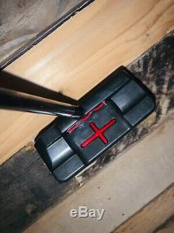 Custom Scotty Cameron Squareback Welded Center Shaft Putter 34 One of a Kind