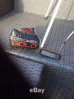 Full Set Of Titleist Golf Clubs, Includng Custom Scotty Cameron Golo Putter