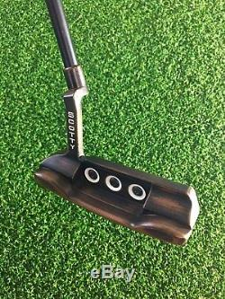 LIMITED RELEASE Titleist Scotty Cameron Button Back Newport 2 Putter Copper