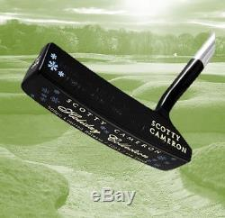 Limited Edition Scotty Cameron 2005 Holiday Collection Circa 62 Putter