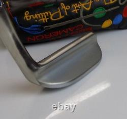 Limited Release Scotty Cameron American Classic VII Putter + Head Cover