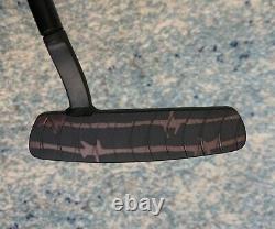 Mint Left Handed LH Custom Scotty Cameron Squareback Weld Neck Converted Putter