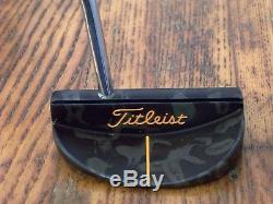 Minty Titleist Scotty Cameron Studio Design 5 CAMO finish Putter Golf Club 35