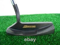Mizuno Golf By Scotty Cameron The Reason M-200 Black Milled Putter 35 Putter RH