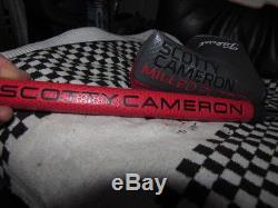 Murdered Out Custom Tour Matte Black Titleist Scotty Cameron Newport 2 35 Putter