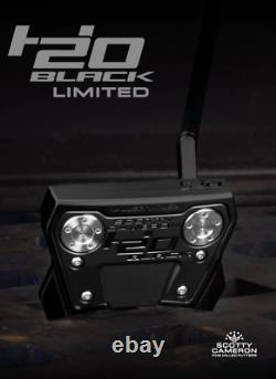 NEW Scotty Cameron 2020 Holiday Limited H2O Black Phantom X 11.5 Putter