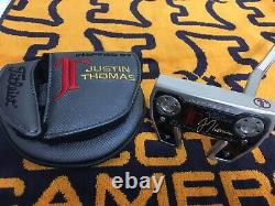 NEW Scotty Cameron Justin Thomas Inspired Phantom X 5.5 Limited Edition Putter