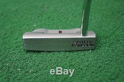 NEW Titleist Scotty Cameron 2014 Select Fast Back 35 Inch Putter withHC 637633