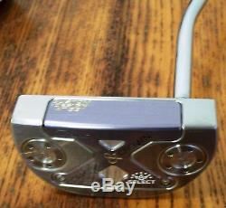 New 2017 Titleist Scotty Cameron & Crown Select Mallet 1 Putter Golf Club 33