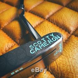 New Scotty Cameron GSS 009M Long Beach 34 350G Welded Long Neck A-041542