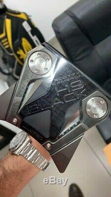 New Scotty Cameron H19 Black Holiday Putter Limited Edition