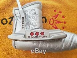 New Titleist Scotty Cameron Custom Shop Studio Select Newport 2 Putter 35