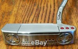 New Titleist Scotty Cameron Select Newport 2.5 35 Inch Putter Golf Club