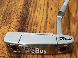 New Titleist Scotty Cameron Select Newport 34 Inch Putter Golf Club