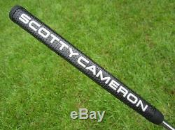 Piretti TOUR ONLY GSS Flow Neck 801 R Scotty Cameron Newport 1.5 Style DEEP MILL
