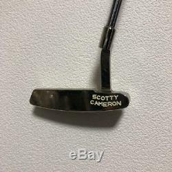 Precious Scotty Cameron Golf Putter Classic 1 with Cover 32 Inches Used 350/MN