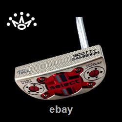 RARE Scotty Cameron 2014 Select Fastback Putter 1st of 500 RH 34 SC024