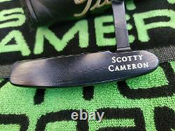 Rare Scotty Cameron Newport Putter 35 MINTY