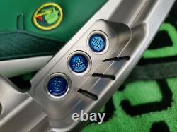 Rare Scotty Cameron Select Newport 2.5 Custom Shop Putter 35 Circle T Weights