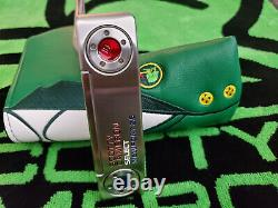Rare Scotty Cameron Select Newport 2.5 Custom Shop USA Putter 34 MINTY
