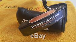 Rare Scotty Cameron Teryllium Newport Te I3 TEI3 Putter 35 MINT