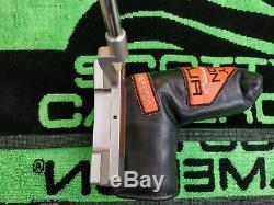 Rare Titleist Scotty Cameron Custom Newport Detour 2 Putter 35 Stunning Must Se