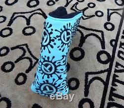 SCOTTY CAMERON Dancing CIRCLE T FTUO TIFFANY GSS PAINT SPLASH Putter Headcover