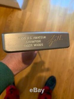 Scotty Cameron 1996 Tiger Woods US Amatuer Champion Putter-Original Condition