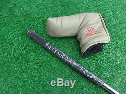 Scotty Cameron 2001 British Open Victory Newport Beach David Duval LTD Putter
