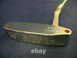 Scotty Cameron 2002 Masters Champion Tiger Woods Putter#0296