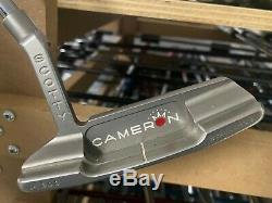 Scotty Cameron 2003 Studio Stainless Newport 2 34 Blade Putter 0410