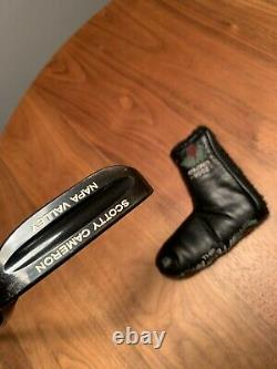 Scotty Cameron 2006 Napa Valley Gun Blued Putter 1/2006 Limited & Rare