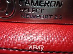 Scotty Cameron 2016 Newport 2.5, 33 Inch, Rh, Mint, Shop Worn, Make Offer