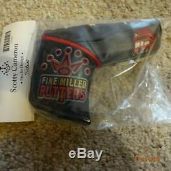 Scotty Cameron 2017 British Open Putter Cover Beatles Abbey Road New