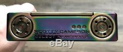 Scotty Cameron 2018 Select Newport 2 Putter New LH Rainbow Pearl Finish