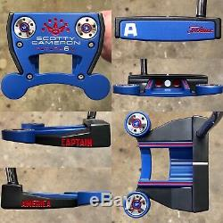 Scotty Cameron 2019 Phantom X 7.5 Putter LH New CIRCLE H Want It Custom