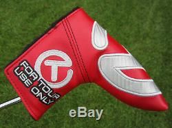 Scotty Cameron 2019 TOUR ONLY SSS Newport T22 Terylium Circle T 360G TOP LINE