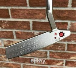 Scotty Cameron 2020 Select Timeless 2.5 Trisole SSS Circle T Tour Putter -NEW