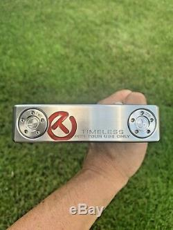 Scotty Cameron 2020 Select Timeless Trisole SSS Circle T Tour Putter -NEW